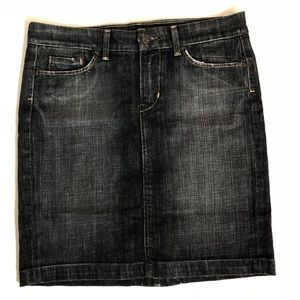 Citizens Of Humanity Skirts - [Citizens of Humanity] Denim Pencil Skirt